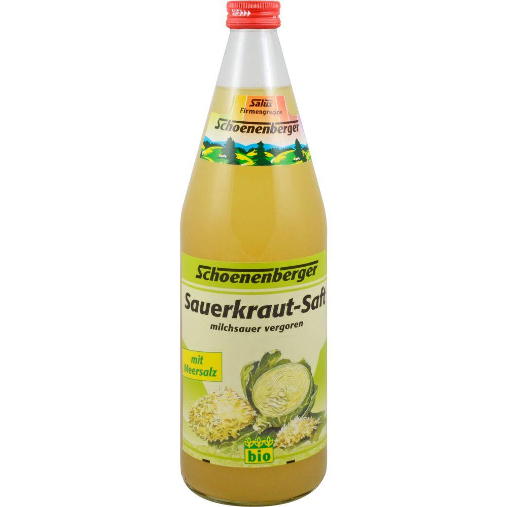 SAUERKRAUTSAFT Bio Schoenenberger
