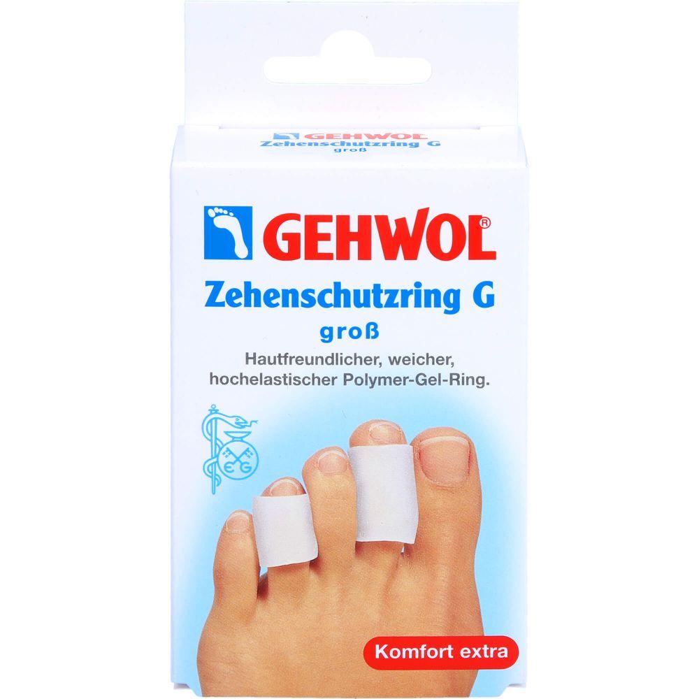 GEHWOL Polymer Gel Zehenschutzring G groß