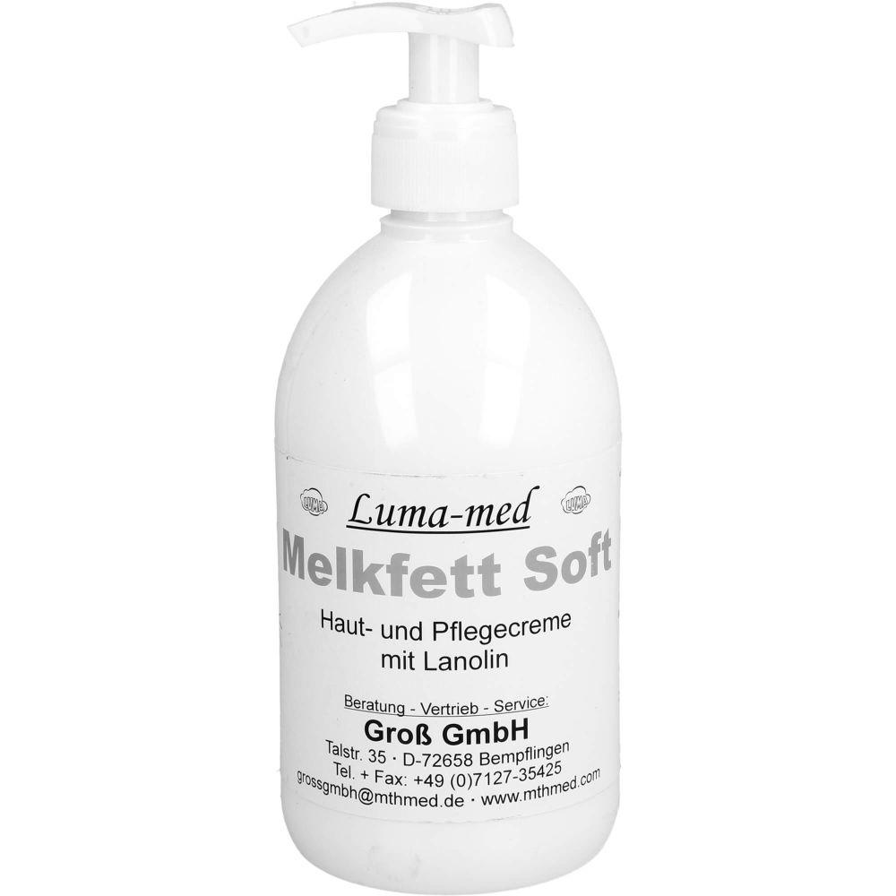MELKFETT SOFT Creme in Pumpflasche
