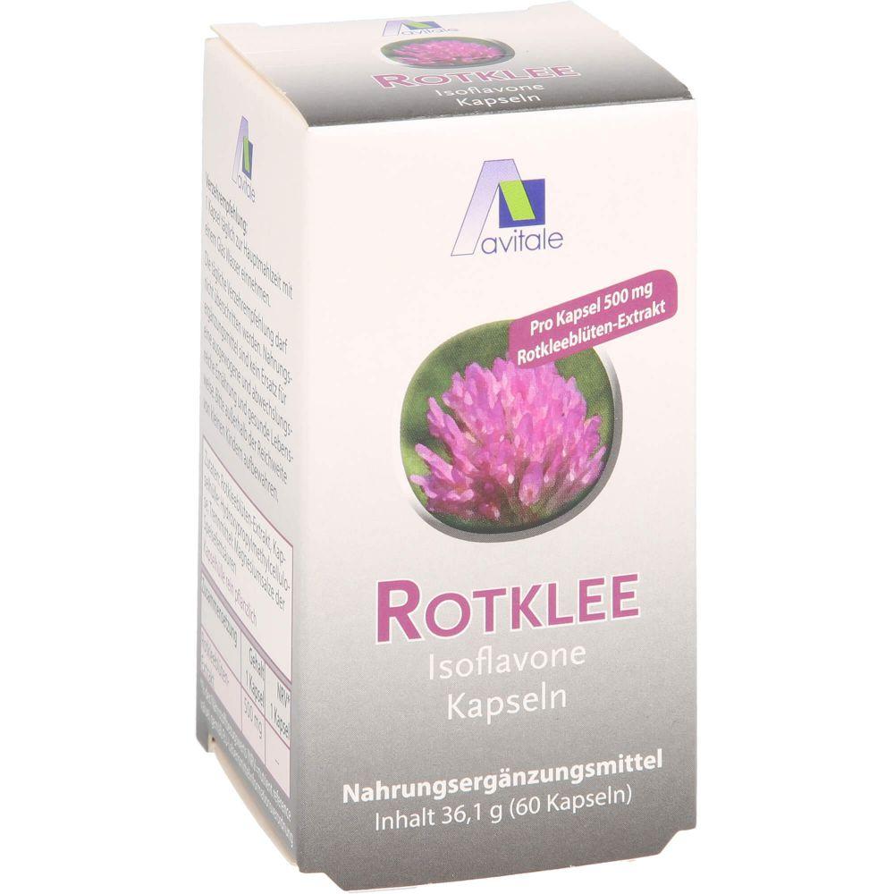 ROTKLEE KAPSELN 500 mg