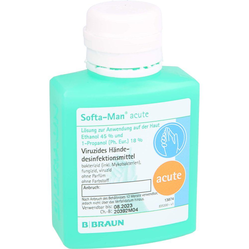 SOFTA MAN acute Lösung