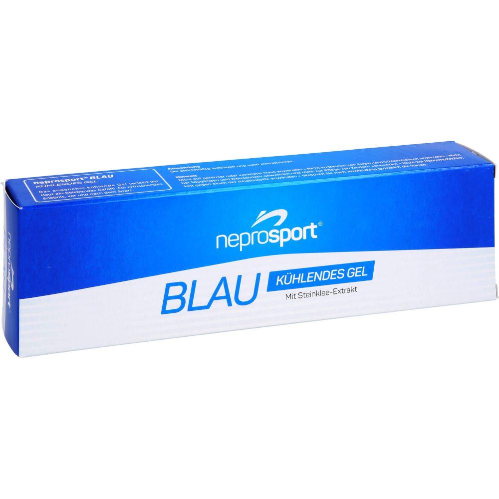 NEPROSPORT Gel blau