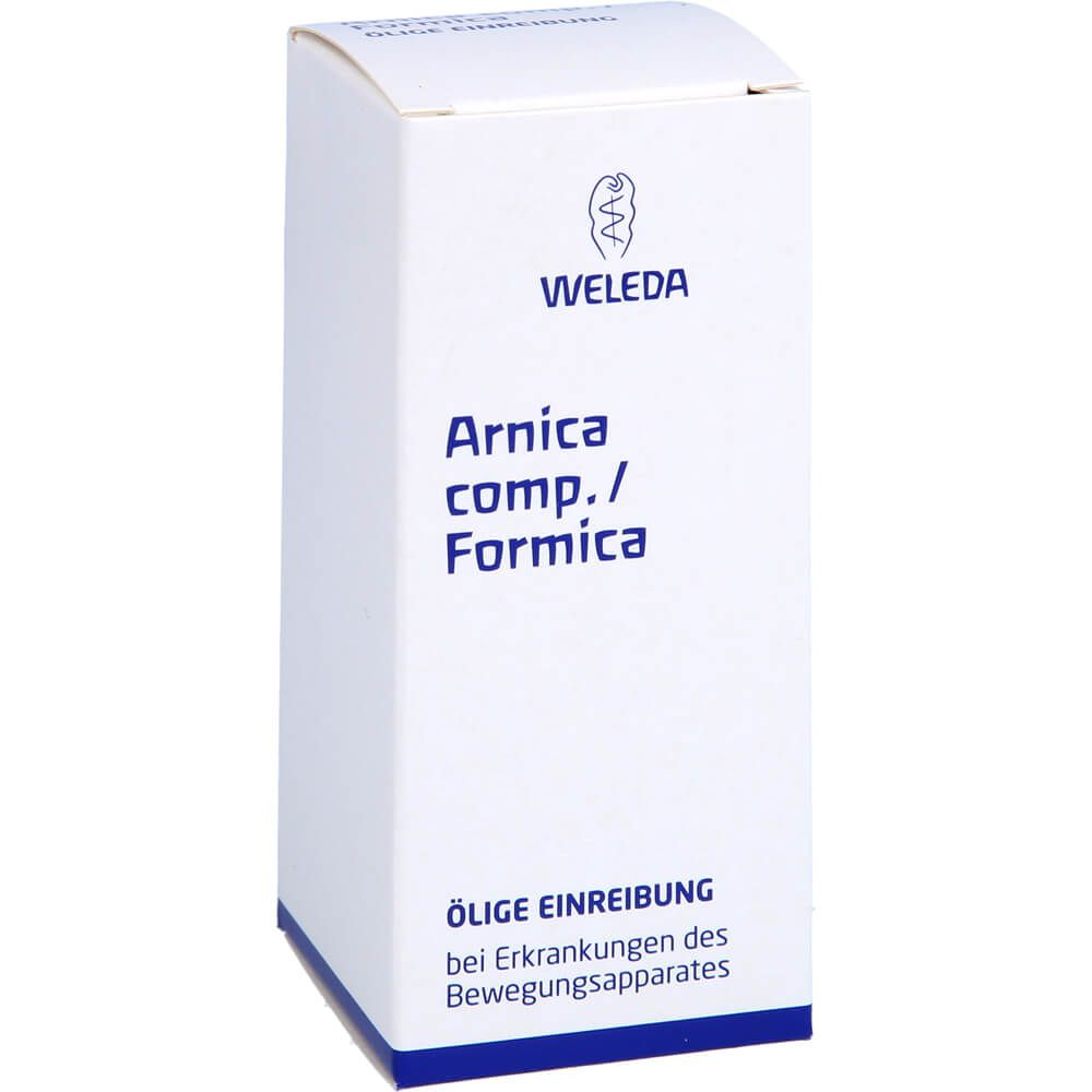 ARNICA COMP./Formica ölige Einreibung