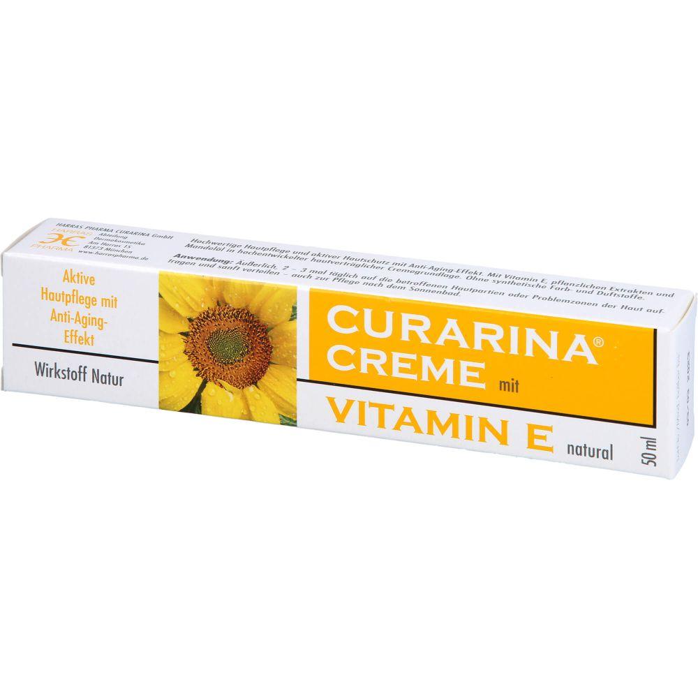 CURARINA Creme m.Vitamin E