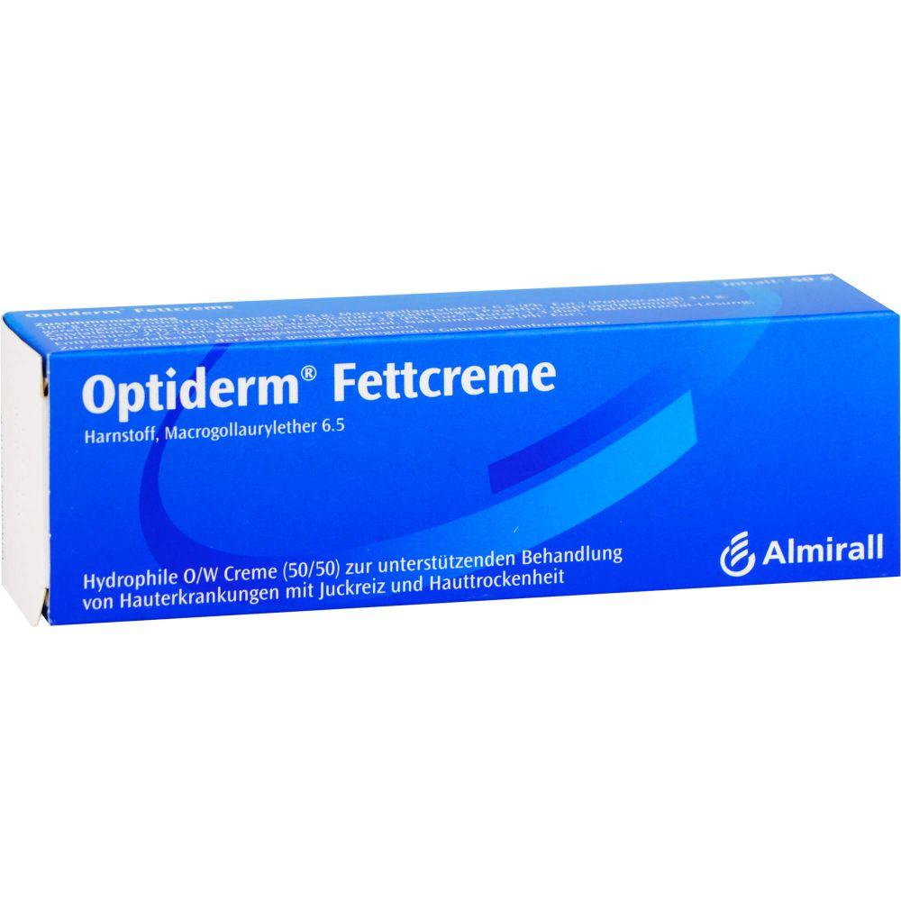 OPTIDERM Fettcreme