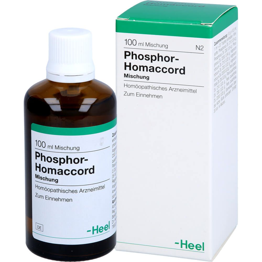 PHOSPHOR HOMACCORD Tropfen