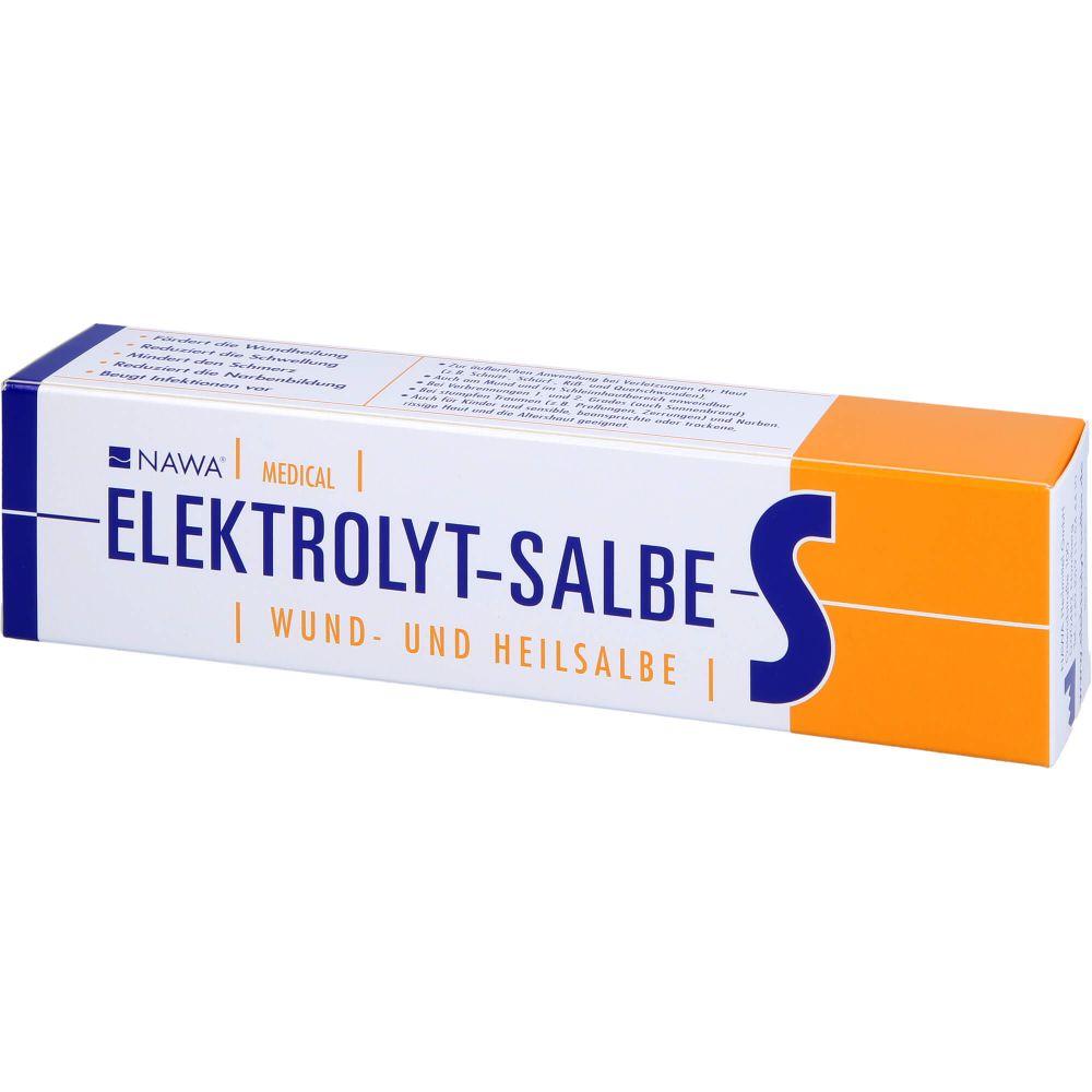 ELEKTROLYT-Salbe S