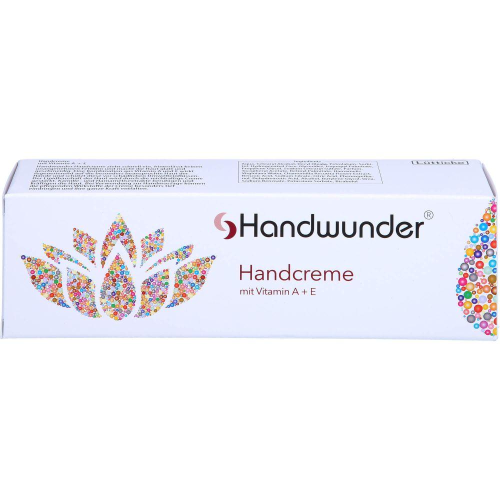 HANDWUNDER Handcreme Plus