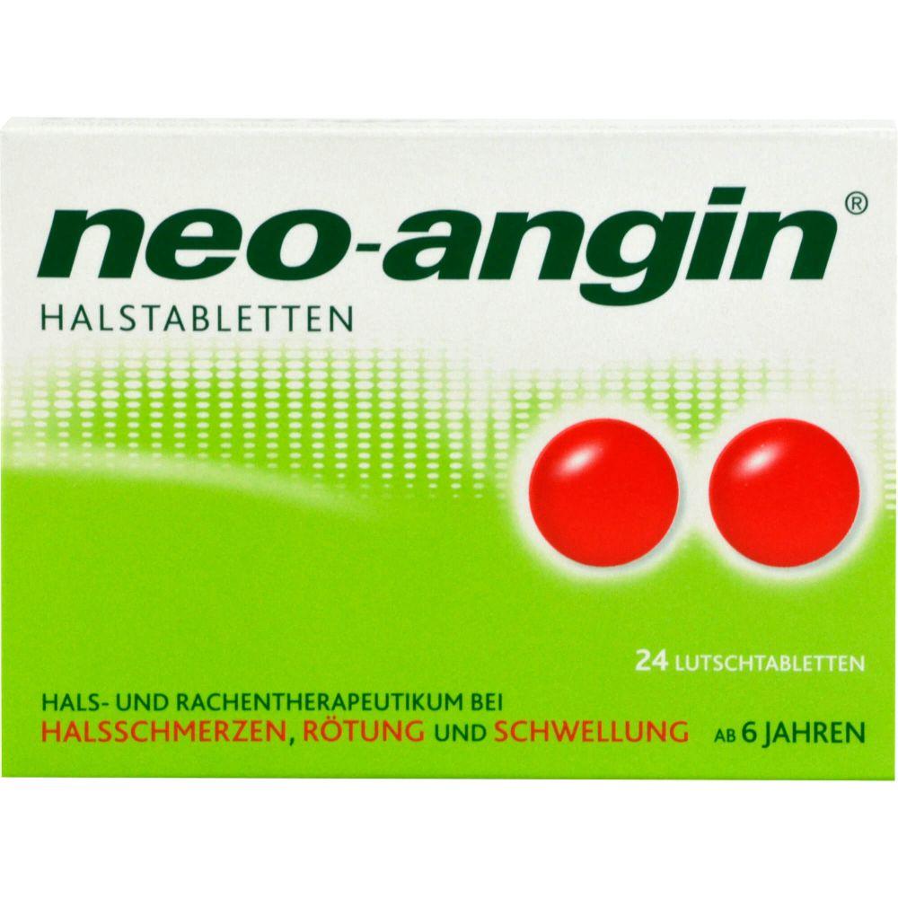 NEO-ANGIN Halstabletten