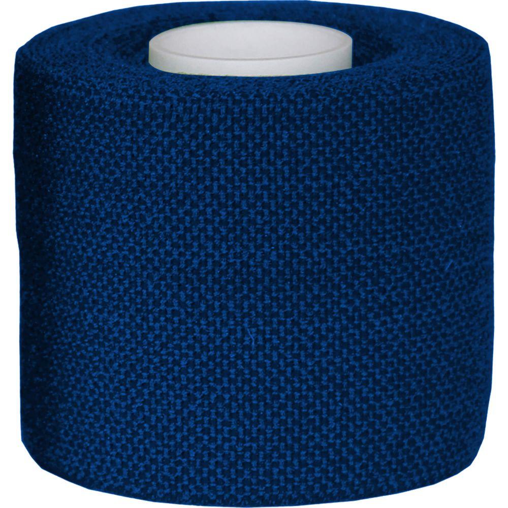 HÖGA-LASTIC-haft Binde 6 cmx5 m blau