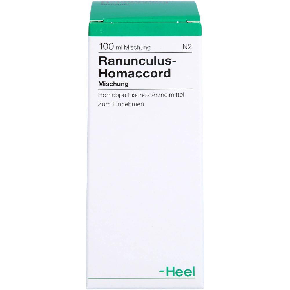 RANUNCULUS HOMACCORD Tropfen