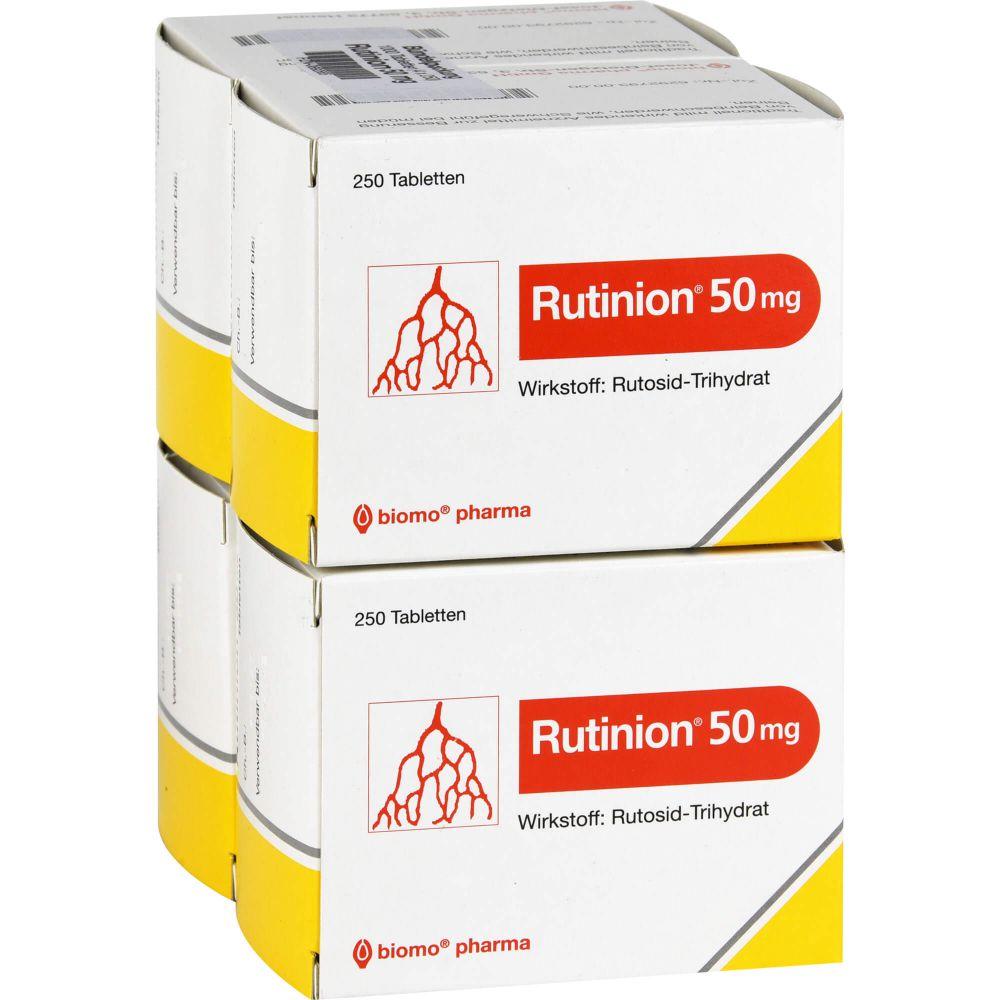 RUTINION Tabletten