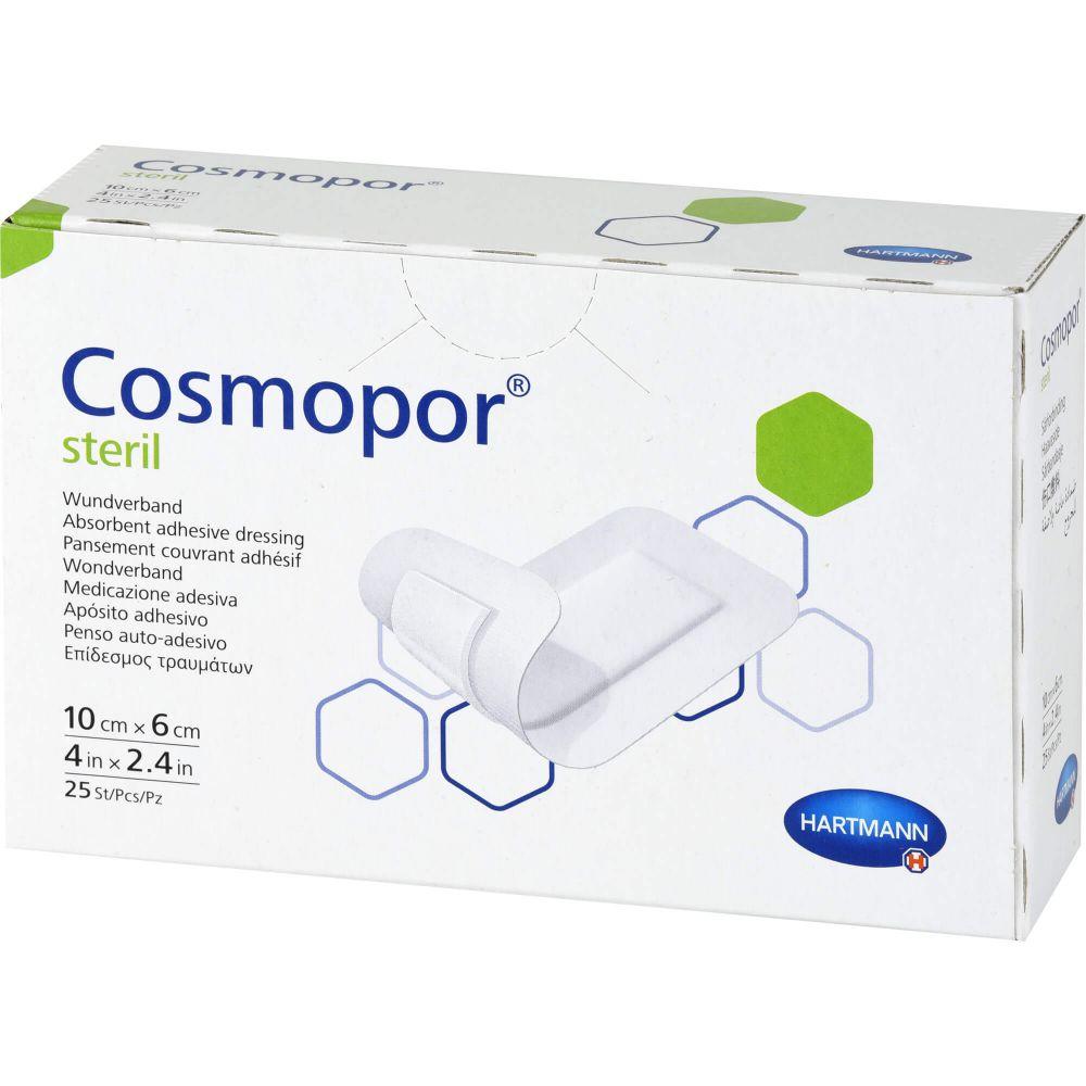 COSMOPOR steril Wundverband 6x10 cm