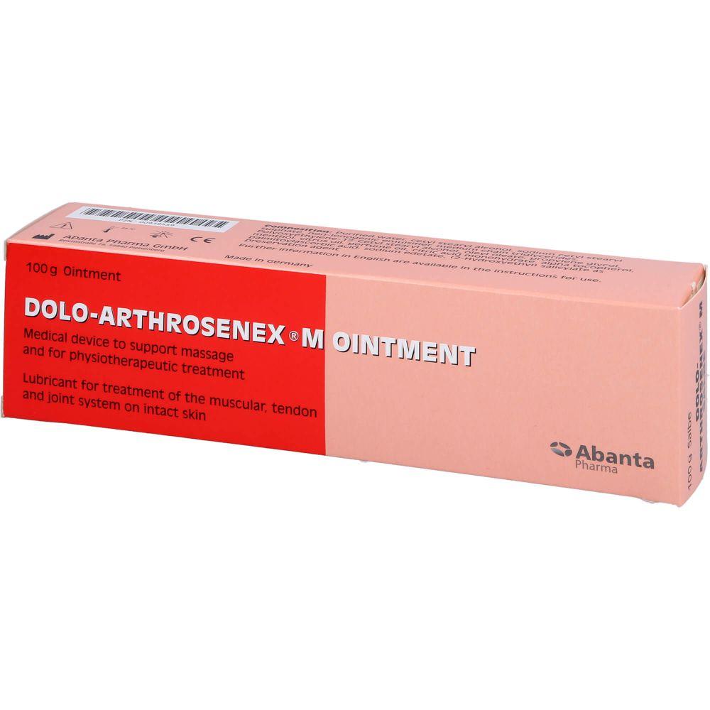 DOLO-ARTHROSENEX M Salbe