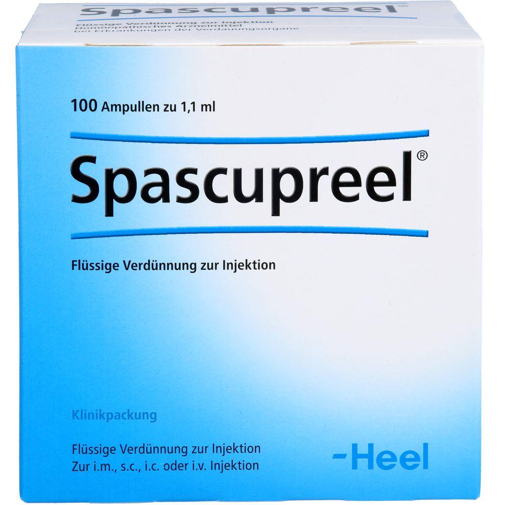 SPASCUPREEL Ampullen