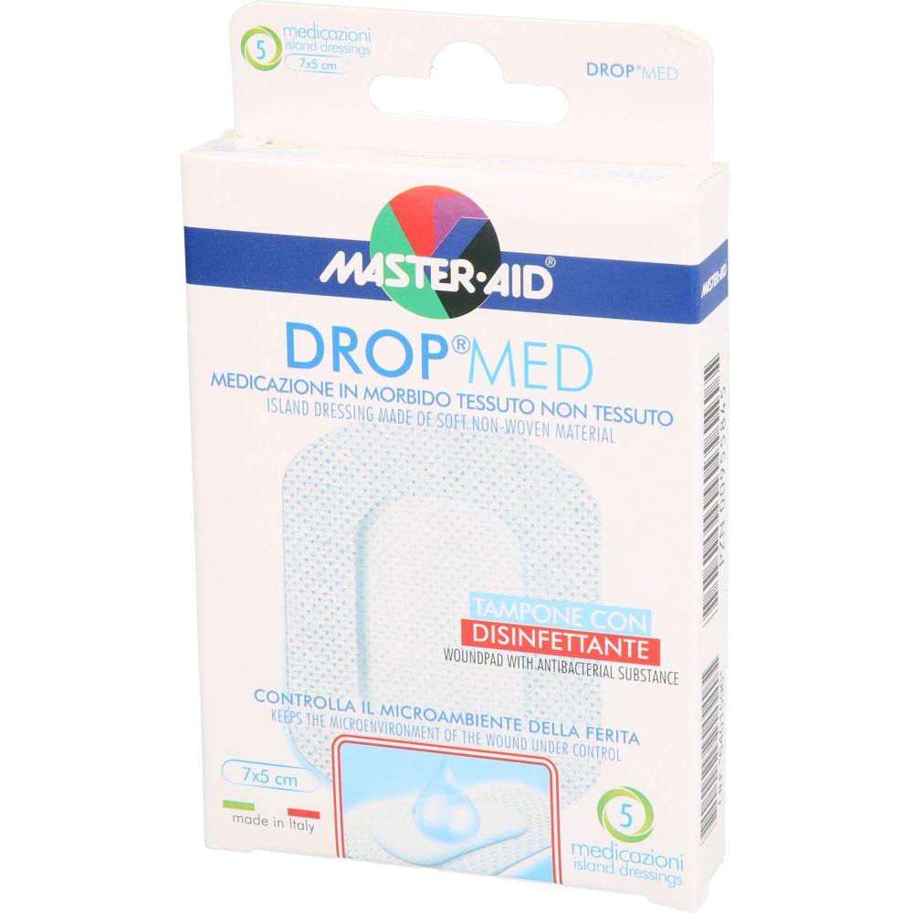 DROP med 5x7 cm Wundverband steril Master Aid