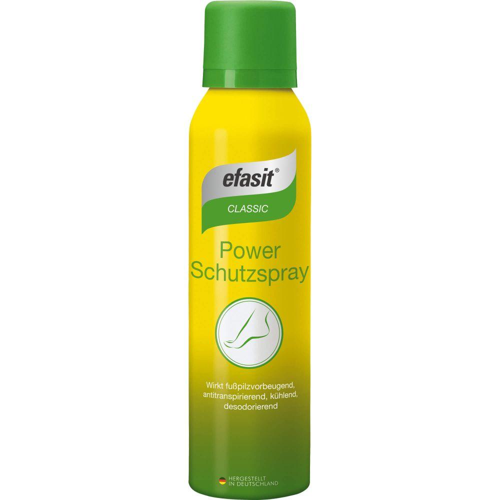 EFASIT Antitranspirant & Fußpilz Spray