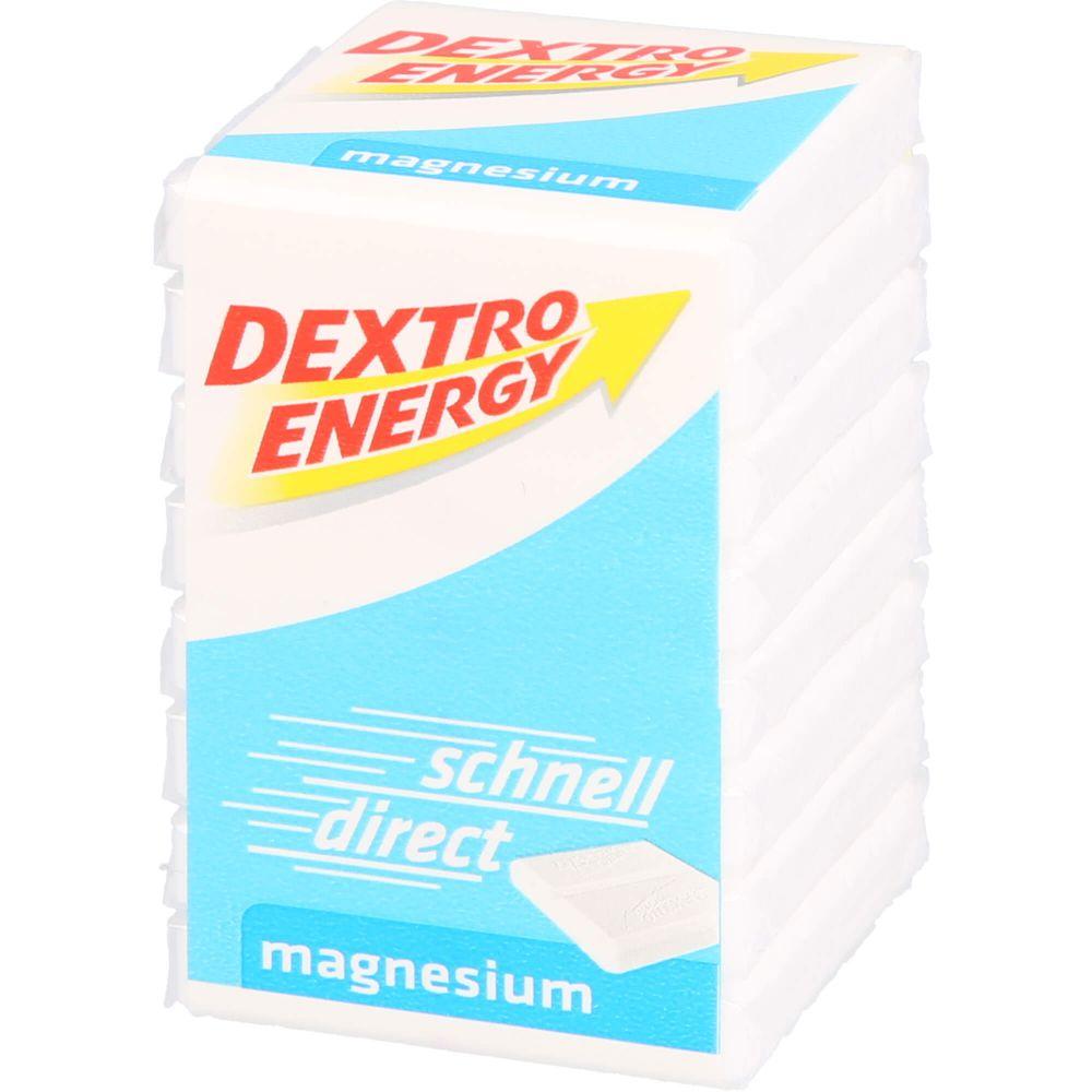 DEXTRO ENERGEN Magnesium Würfel