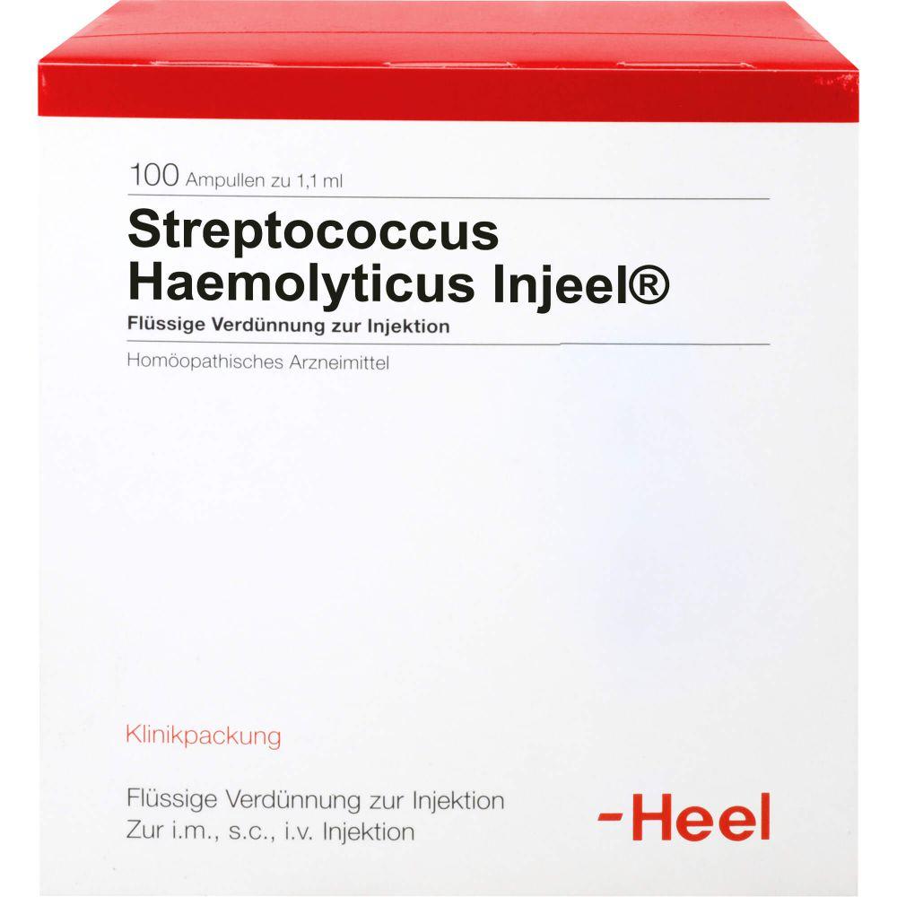 STREPTOCOCCUS HAEMOLYTICUS Injeel Ampullen