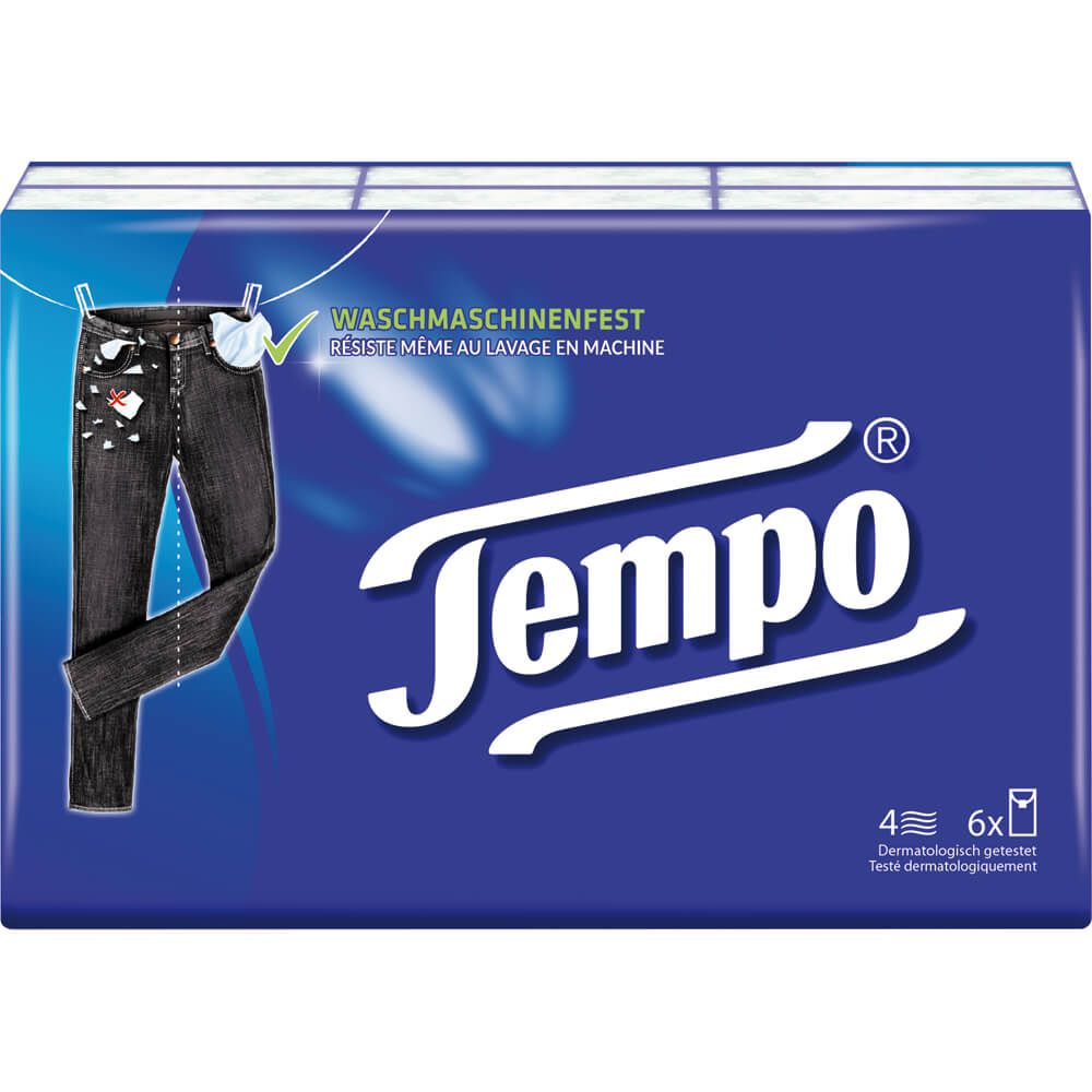 TEMPO Taschentücher ohne Menthol 56505