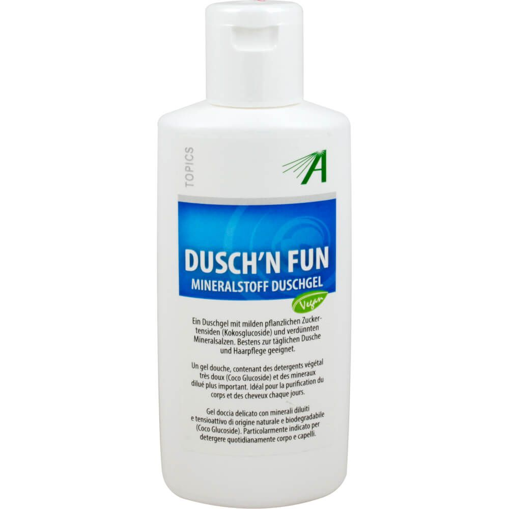DUSCH'N FUN Mineralstoff Duschgel