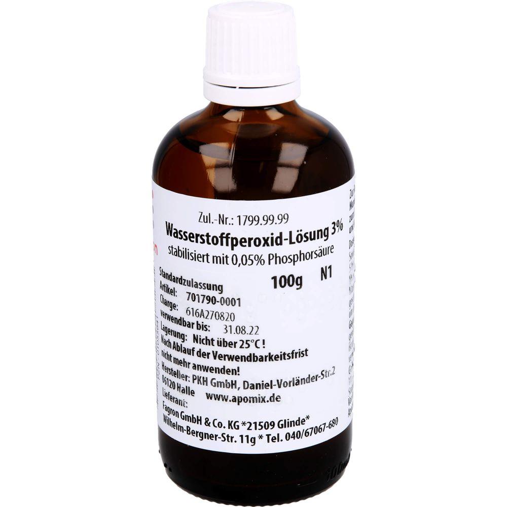 WASSERSTOFFPEROXID Lösung 3%