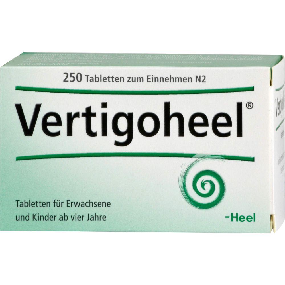 VERTIGOHEEL Tabletten