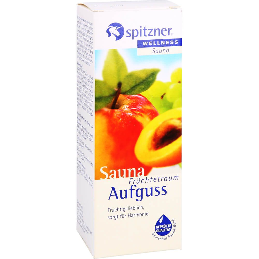 SPITZNER Saunaaufguss Früchtetraum Wellness