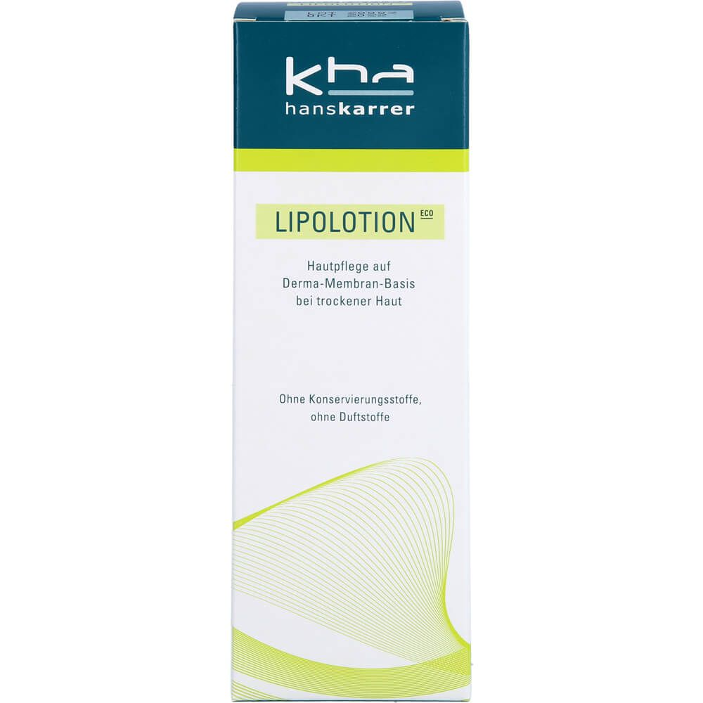 HANS KARRER Lipolotion Eco