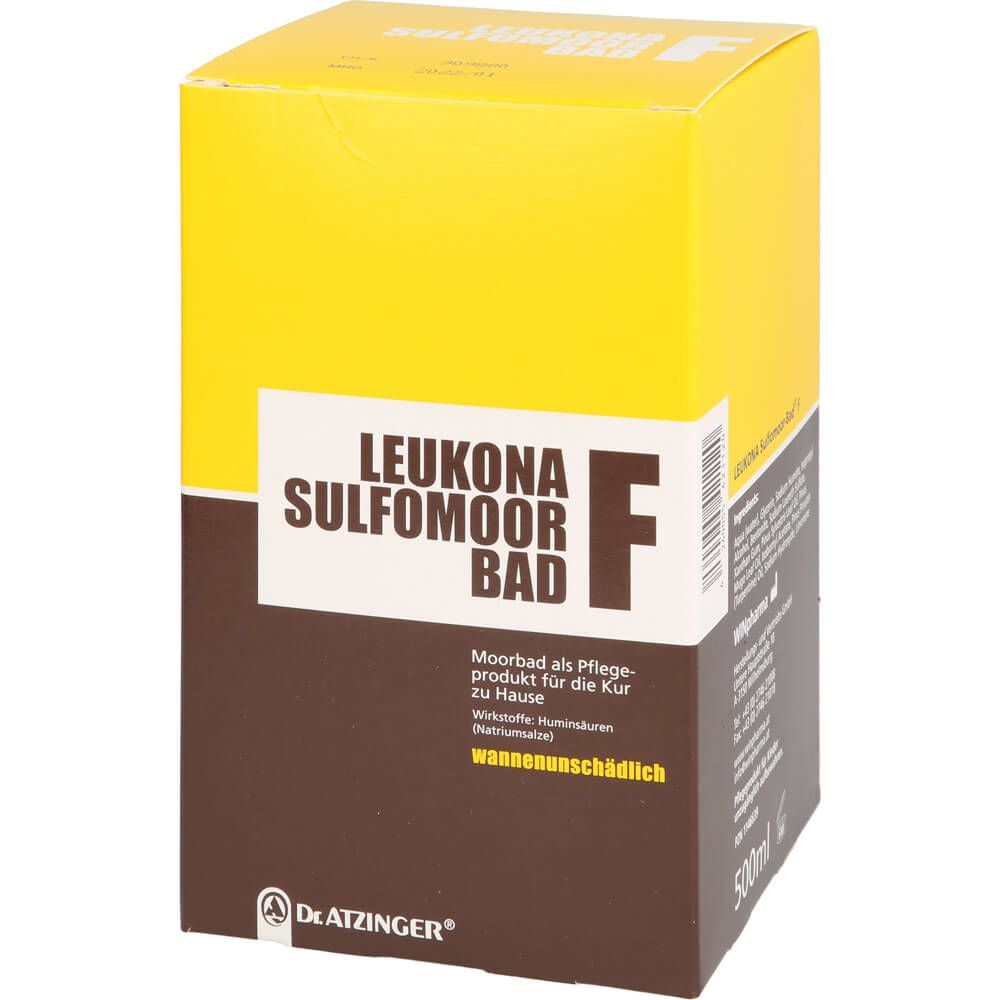 LEUKONA Sulfomoor Bad F