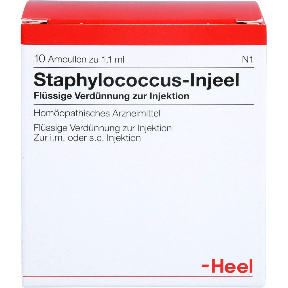 STAPHYLOCOCCUS INJEEL Ampullen
