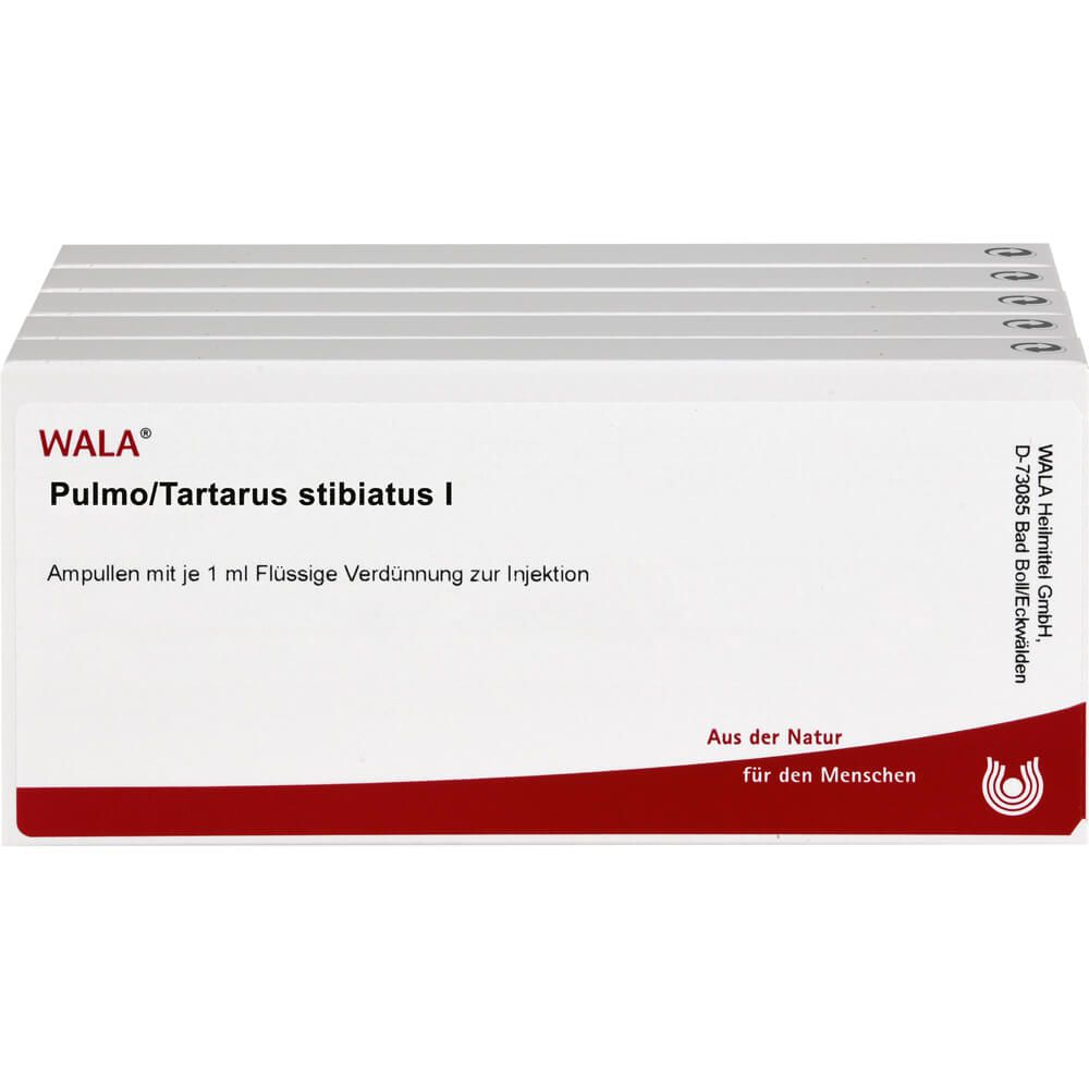 PULMO/TARTARUS stibiatus I Ampullen