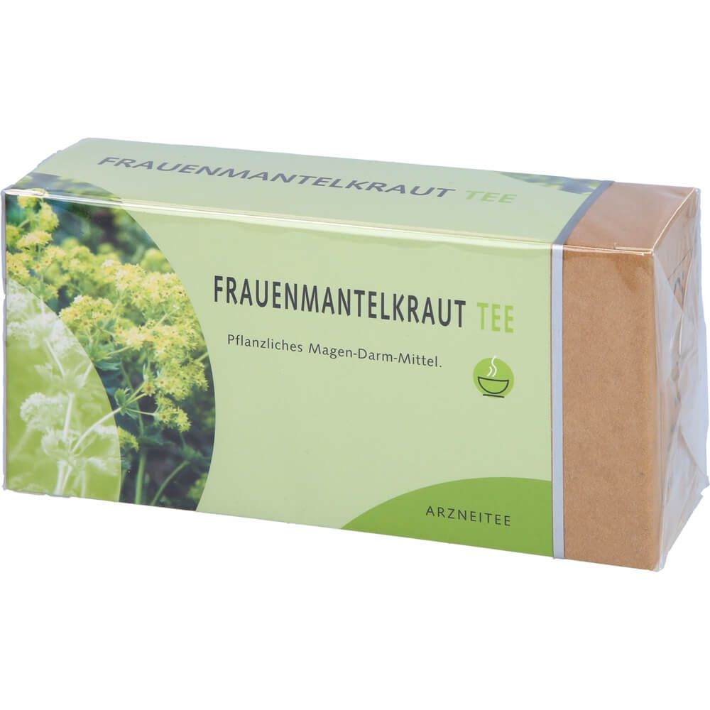 FRAUENMANTELKRAUT Tee Filterbeutel