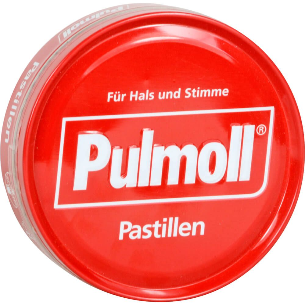 PULMOLL Classic Bonbons