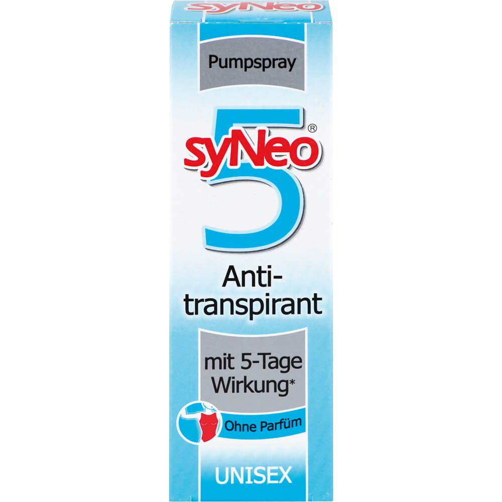 SYNEO 5 Deo Antitranspirant Spray