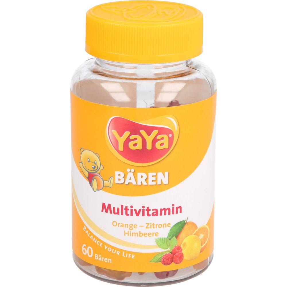 YAYABÄR Kinder-Vitamine Fruchtgummis