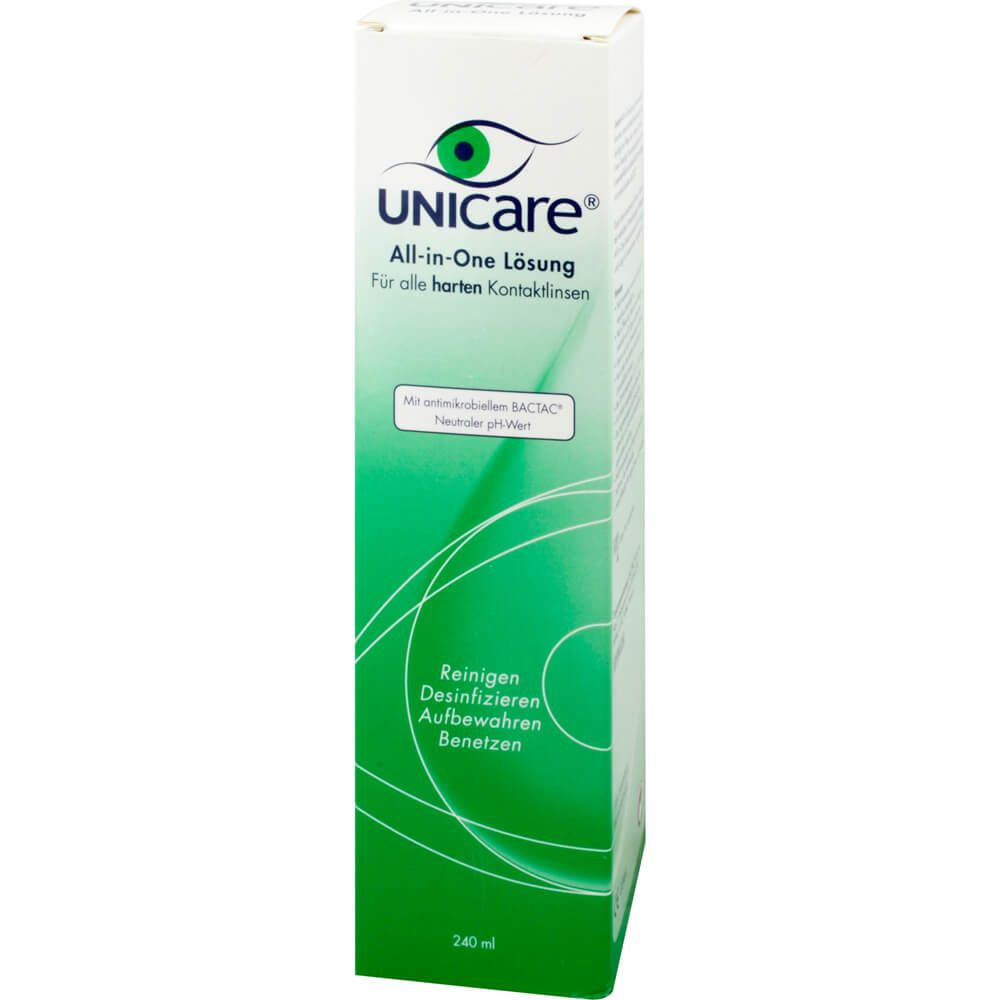 UNICARE All-in-One Lsg.f.alle harten Kontaktlinsen