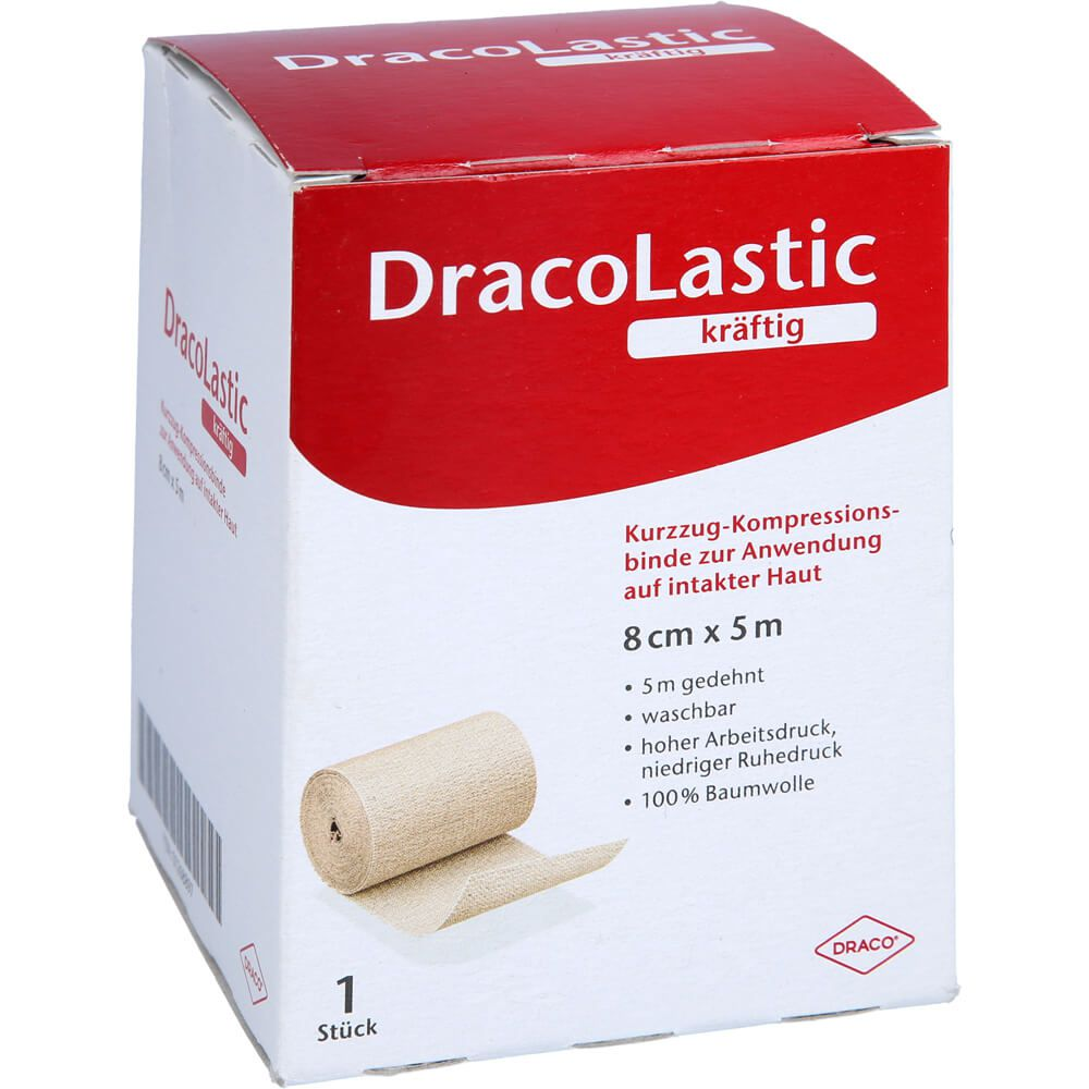 DRACOLASTIC Idealb.kräftig 8 cmx5 m