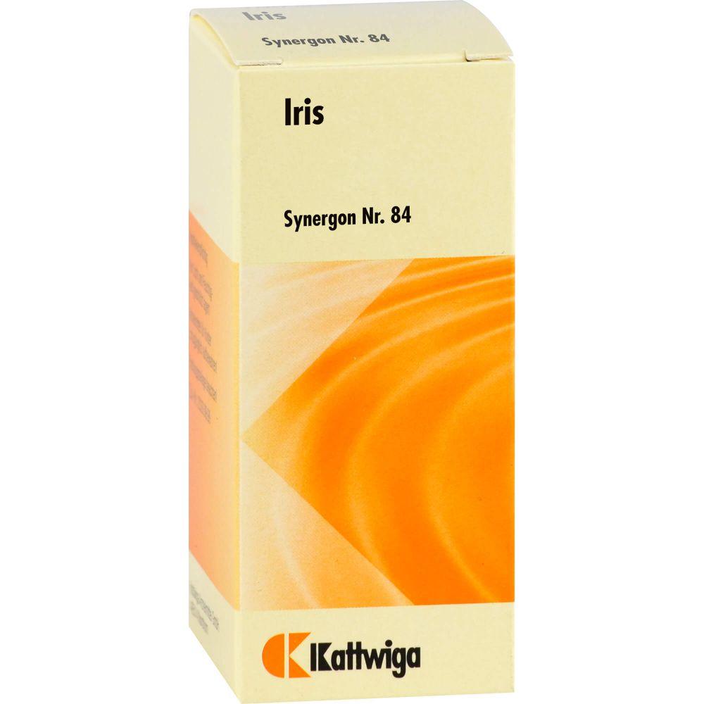 SYNERGON KOMPLEX 84 Iris Tropfen