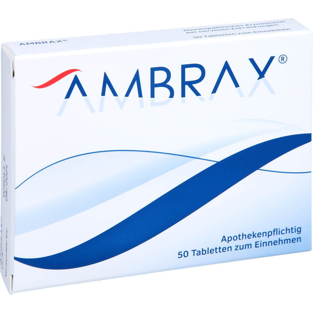 AMBRAX Tabletten
