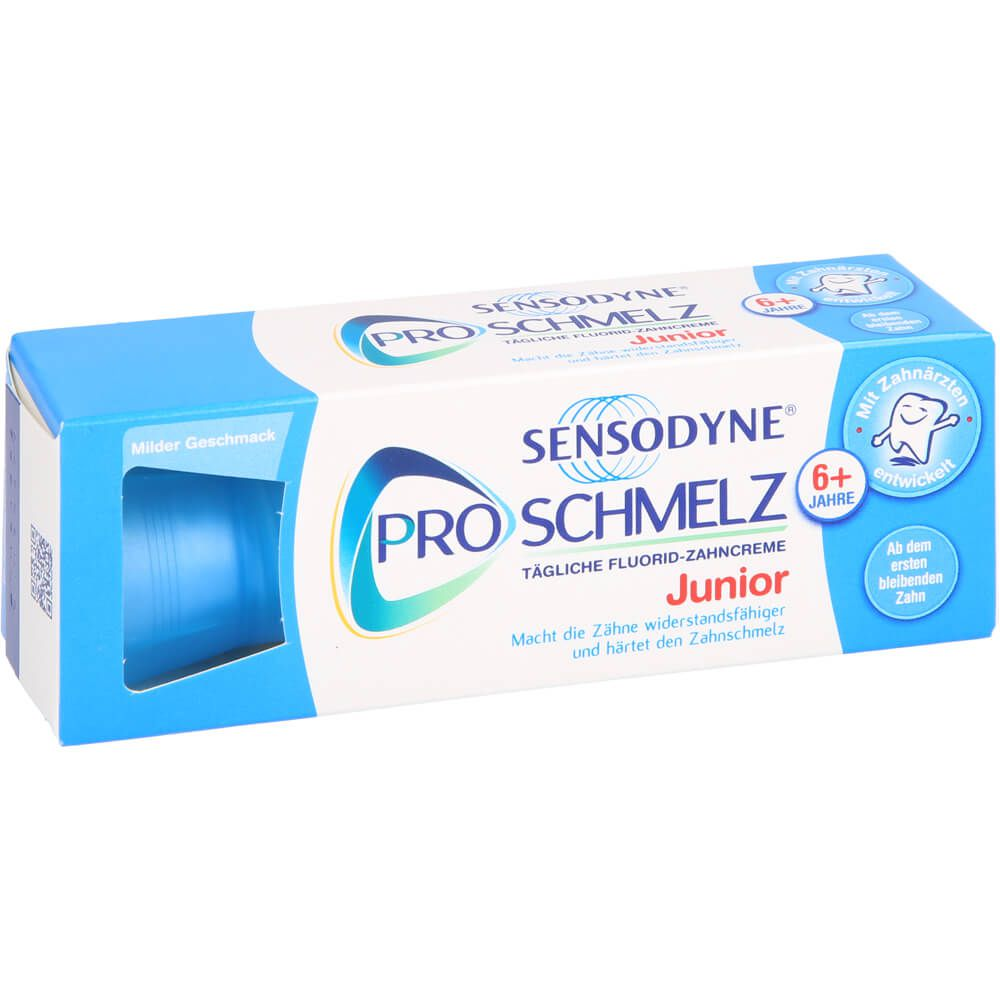 SENSODYNE ProSchmelz junior Zahncreme