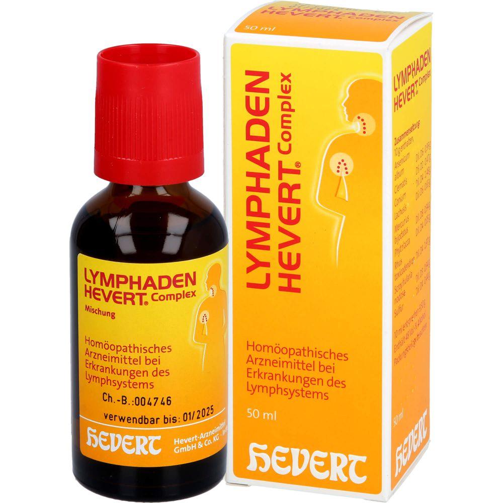 LYMPHADEN HEVERT Complex Tropfen