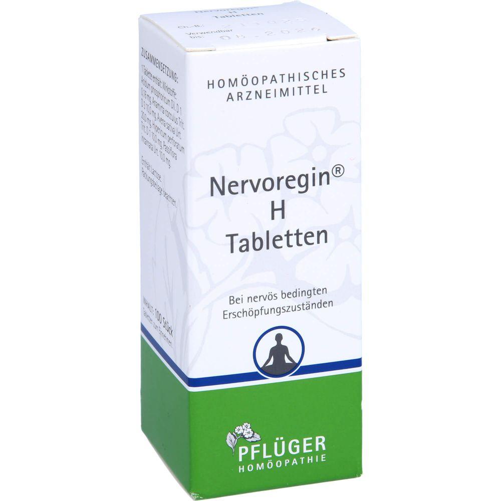 NERVOREGIN H Tabletten