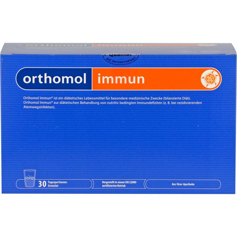 ORTHOMOL Immun Granulat Beutel
