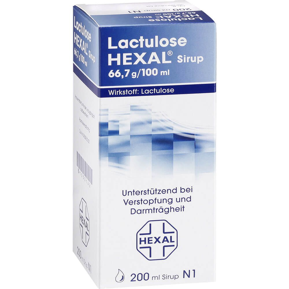 LACTULOSE Hexal Sirup