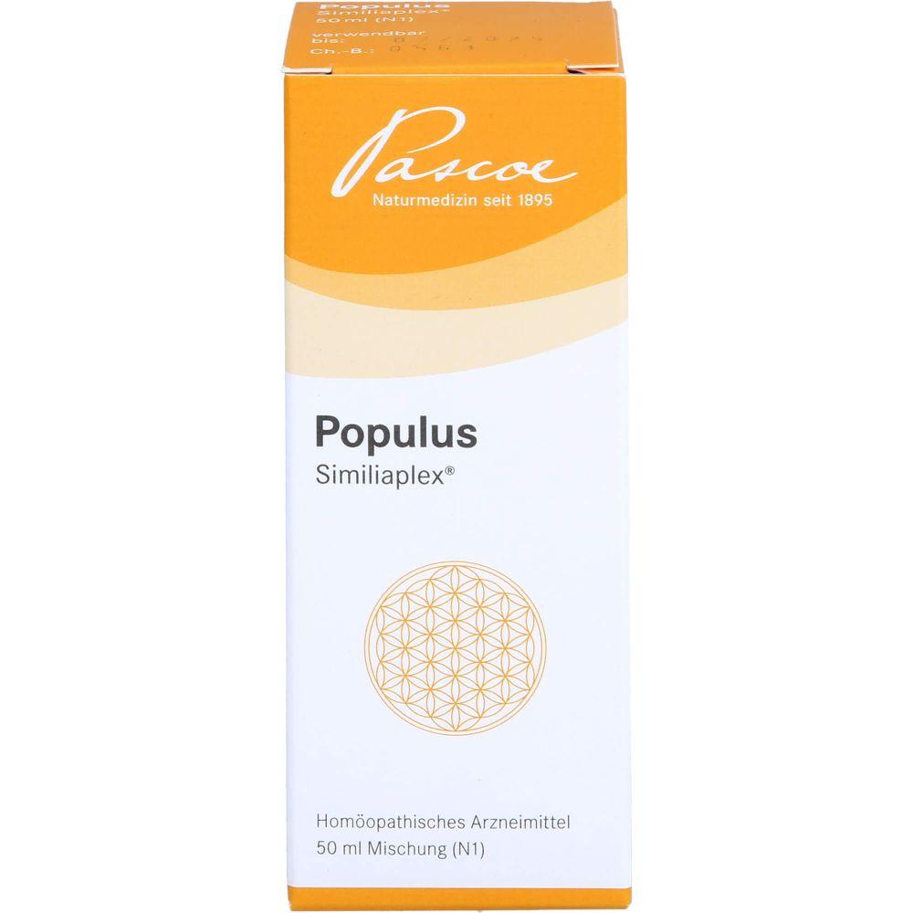 POPULUS SIMILIAPLEX
