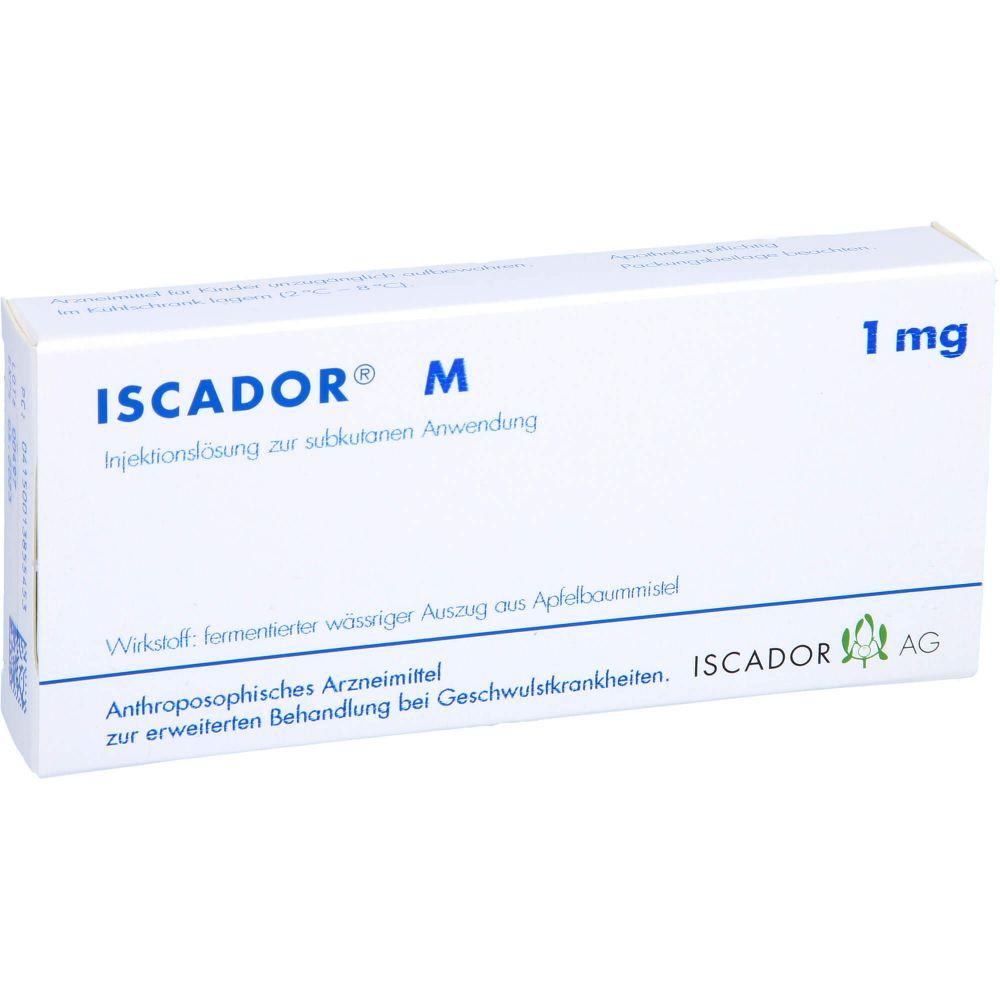 ISCADOR M 1 mg Injektionslösung