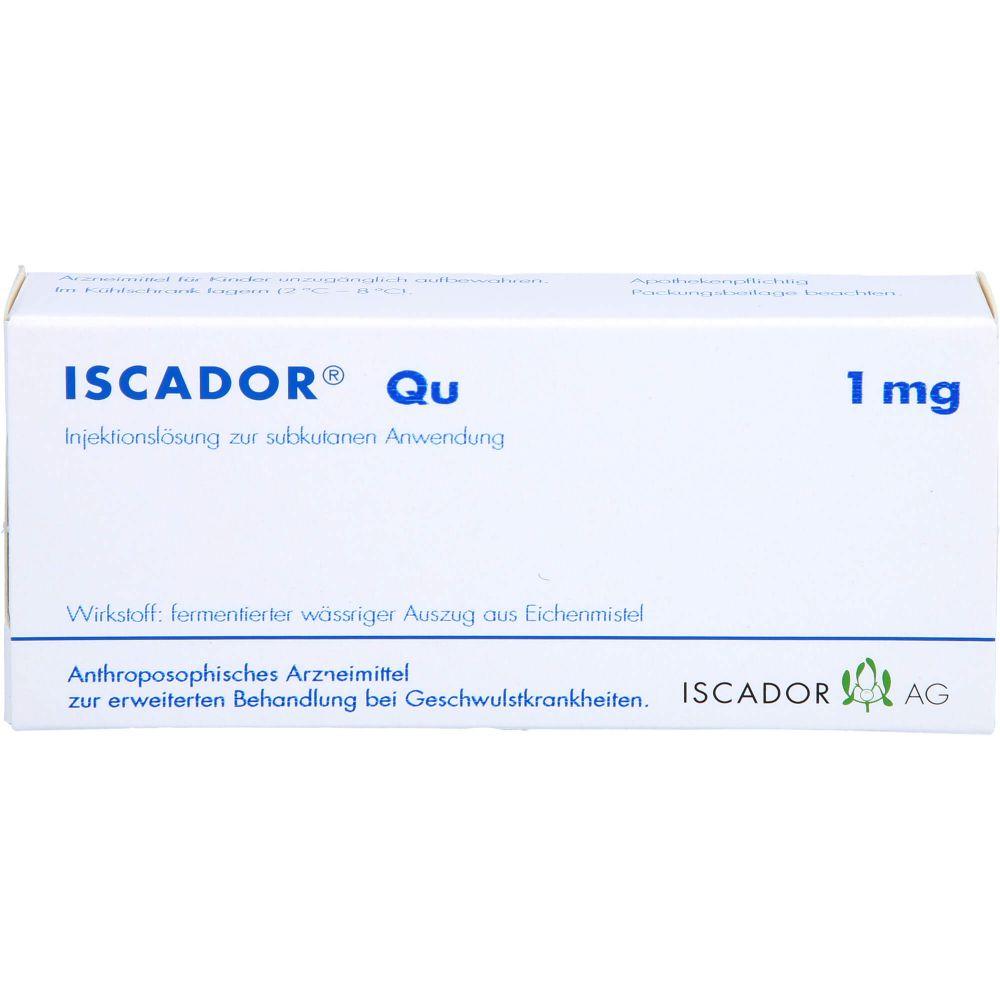 ISCADOR Qu 1 mg Injektionslösung