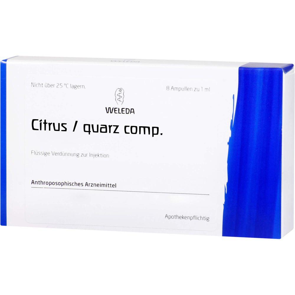 CITRUS/QUARZ comp.Injektionslösung