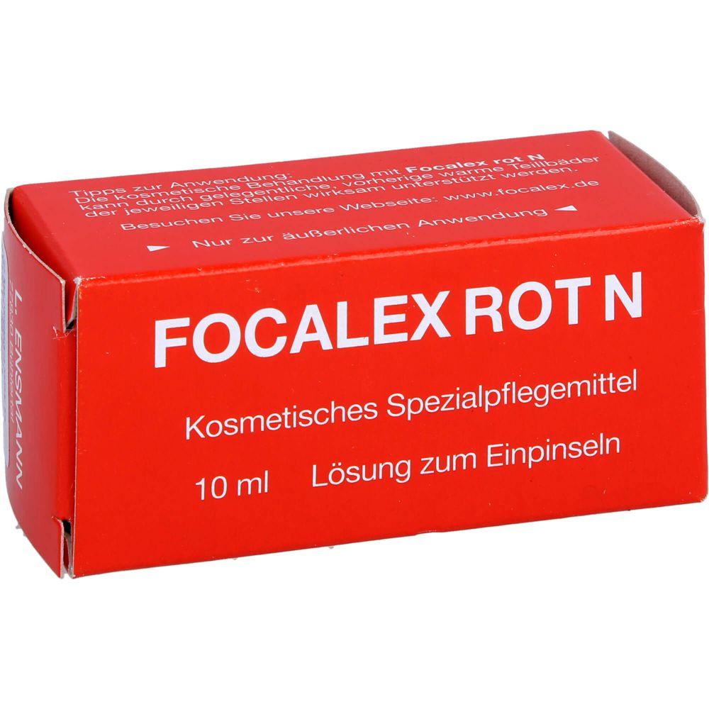 FOCALEX rot Tinktur